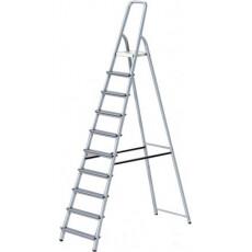 Лестница-стремянка алюм, 213 см 10 ступ, 6,5кг PRO STARTUL (ST9940-10)