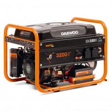 Бензогенератор DAEWOO Power GDA 3500 DFE (газовый)