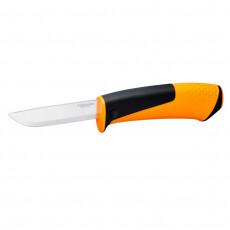 Нож универсальный с точилкой FISKARS