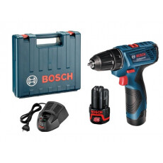 Аккумуляторная дрель-шуруповерт Bosch GSR 120-LI