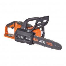 Пила цепная аккумуляторная AEG ACS18B30 (без батареи)