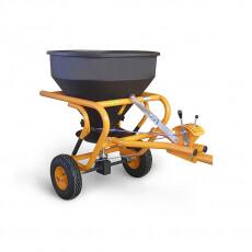Разбрасыватель Crossjet для соли и песка, удобрений (150л) Pro универсальный