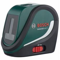 Нивелир лазерный BOSCH UniversalLevel 2 - Set со штативом в кор.