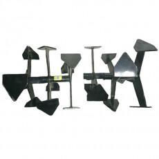 "Фреза ""Гусиные лапки"" МК-7000,МК-7500,МК-8000 (шестигранник 23 мм)"