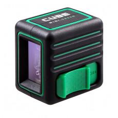 Лазерный нивелир ADA Cube MINI Green Professional Edition