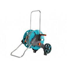 Тележка для шланга Gardena AquaRoll M с комплектом для полива