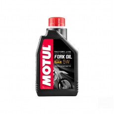 Масло Motul FORK OIL FL light 5W 1л