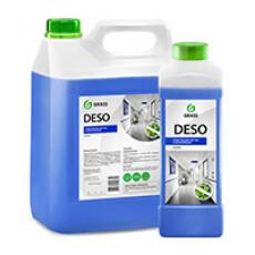 """Средство моющее с дезинфицирующими свойствами GraSS """"Deso"""". 1л."""