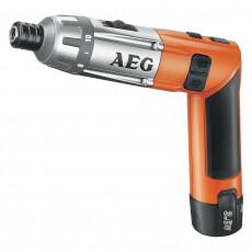 Электроотвертка AEG SE 3.6 Li