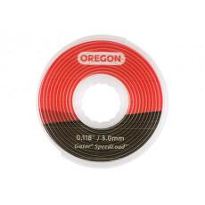 Леска 3,0 мм х 5,52м (диск) OREGON Gator SpeedLoad (24-518-25)