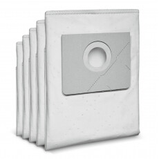 Набор мешков, флис 35л. 5 шт. для пылесоса
