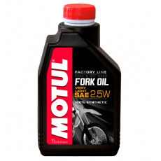 Масло Motul FORK OIL FL very light 2,5W 1л