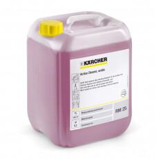 Кислотное активное чистящее средство Karcher RM 25, 10 л