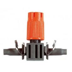 Микродождеватель 4,6  мм  для  малых площадей диа метр 10-40с м (10шт/уп + заглушка)