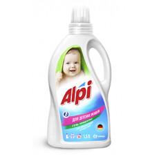 """Гель-концентрат для детских вещей GraSS """"ALPI"""".1.5л."""