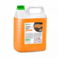 """Воск с защитным эффектом GraSS """"Nano Wax"""", 5 л."""