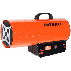 Тепловая пушка (калорифер) газовая PATRIOT GS 12