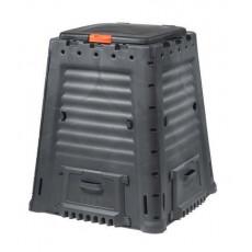 Компостер Mega composter 650L, чёрный
