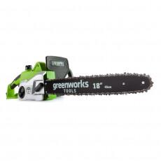 Пила цепная электрическая GreenWorks GCS 2046 2000 ВТ