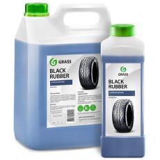 Полироль для шин GRASS Black Rubber (5 л.)