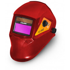 Сварочная маска ELAND Helmet Force 502 (красный)