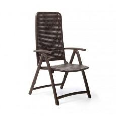 Кресло складное Darsena, коричневый