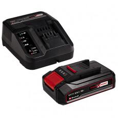 Зарядное устройство + аккумулятор 1x2.5 Ah, Einhel PXC