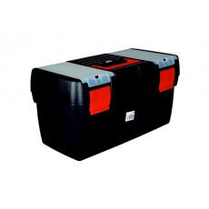 Ящик для инструмента пластмассовый Basic Line 50x25,8x25,5 см с лотком