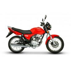 Мотоцикл MINSK D4 125 красный