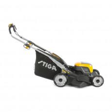 Аккумуляторная газонокосилка STIGA Twinclip 50 SQ DAE