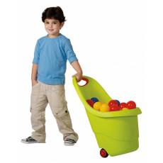 Тачка детская Keter KIDDIE'S GO (Киддис Гоу), голубой