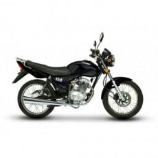 Мотоцикл MINSK D4 125 чёрный