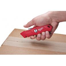 Нож самовозвращающийся безопасный MILWAUKEE [48221915]