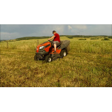 Мини-трактор Husqvarna TS 142