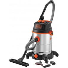 Пылесос сухой и влажной уборки BLACK DECKER BXVC30XTDE