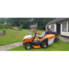 Садовый мини-трактор STIHL RT 6112 ZL