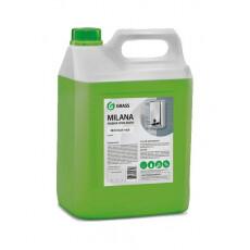 """Мыло жидкое для рук GraSS """"Milana"""" (зеленый чай), 5 кг"""