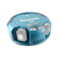 Аккумуляторный робот-пылесос MAKITA DRC 200 Z в кор.