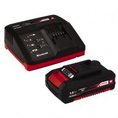 Зарядное устройство + аккумулятор 1x1.5 Ah, Einhell PXC