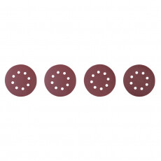 Набор шлифдисков Ryobi RO 125 A10 (10 шт)