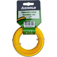 Леска круглая Arnold  2,0 мм, 15 м