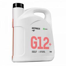 """Жидкость охлаждающая низкозамерзающая """"Антифриз G12+ -40"""" (канистра 5 кг)"""