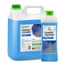 """Средство для очистки после ремонта GraSS """"Cement Cleaner"""", 5,5 кг."""