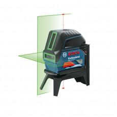 Нивелир лазерный BOSCH GCL 2-15 G с держателем в кор.