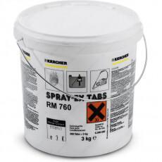 Средство для чистки ковров RM 760 (200 таблеток в ведре)