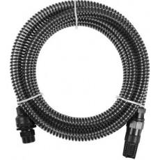 Шланг ПВХ с обратным клапаном и сетчатым фильтром, 7м