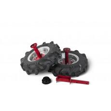 Коммунальный комплект МКМ-2 (два колеса, ступицы, шкив, дышло)
