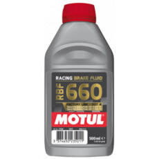Тормозная жидкость Motul RBF 660 FС DOT4 500 мл