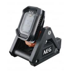 Фонарь светодиодный аккум. AEG BFL18X-0 (без батареи)