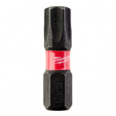 Бита ударная MILWAUKEE SHOCKWAVE TX40 25 мм (2 шт.)